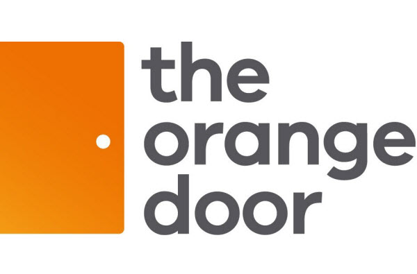 Orange door logo